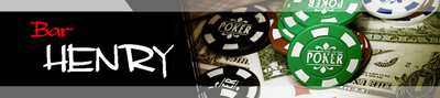 カジノバー・ポーカールーム情報!BarHENRY